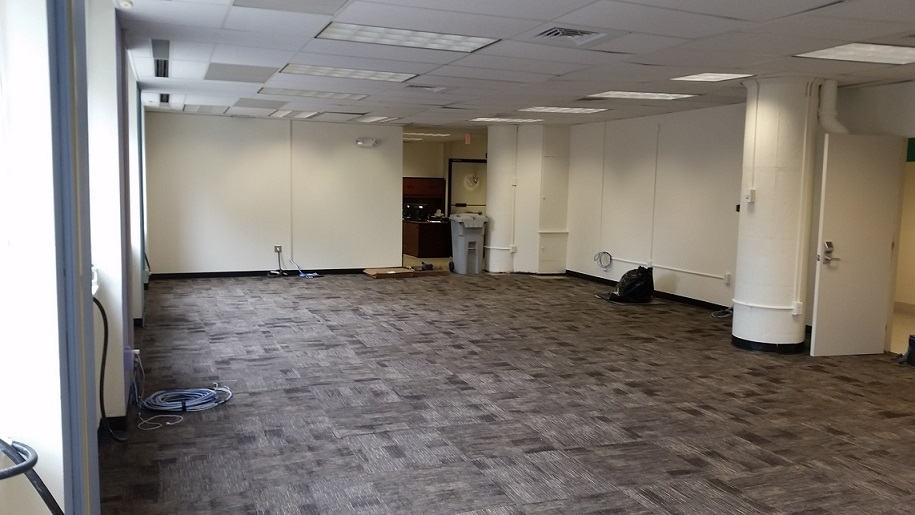 8a Tenant Fit out GSA DHS in DC