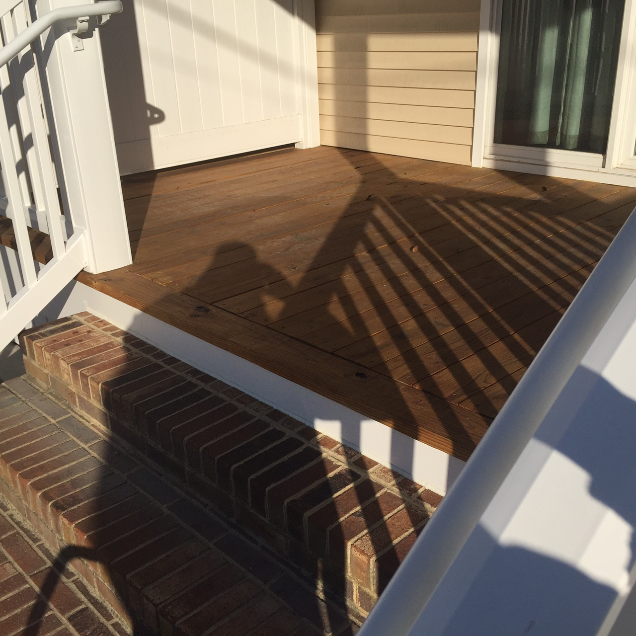 Composite Decks Railings Stairs in Ocean City MD