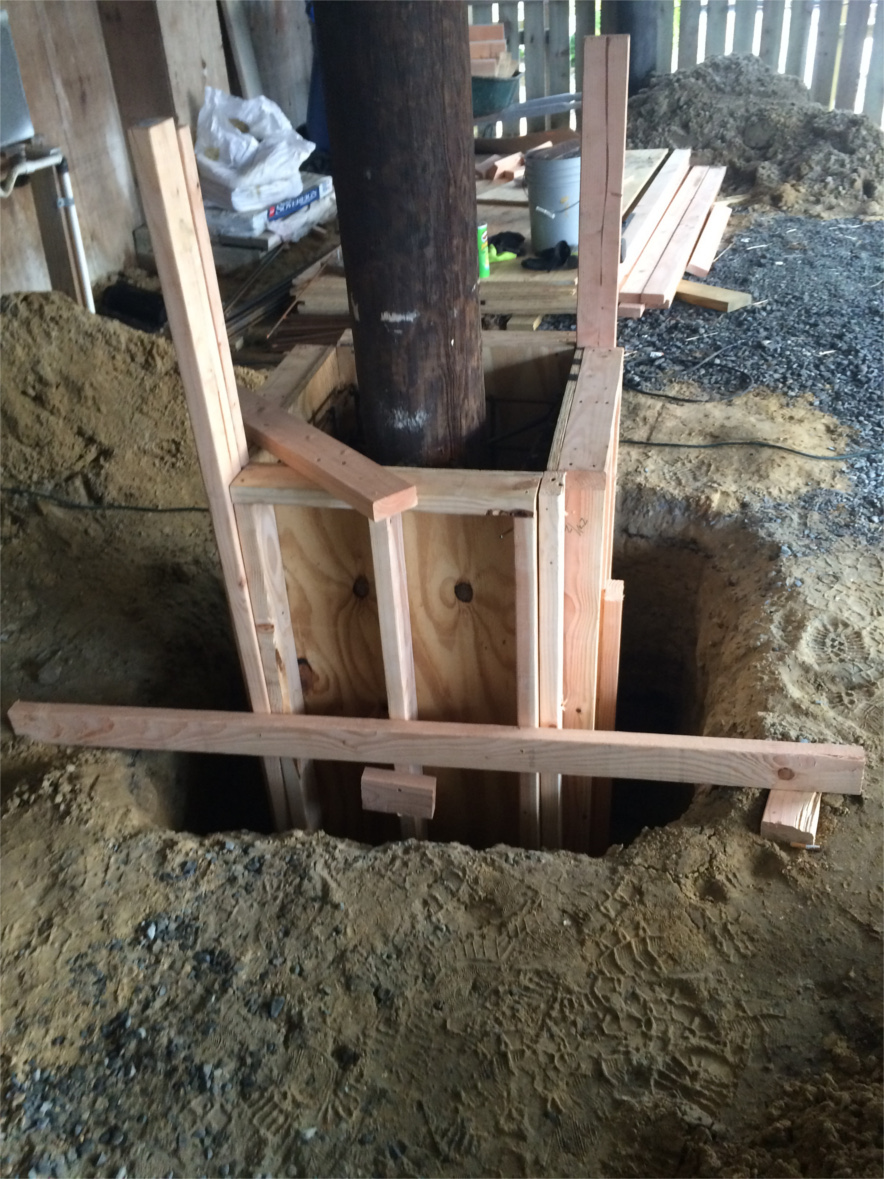 Conrete Piling Reinforcement Ocean City MD