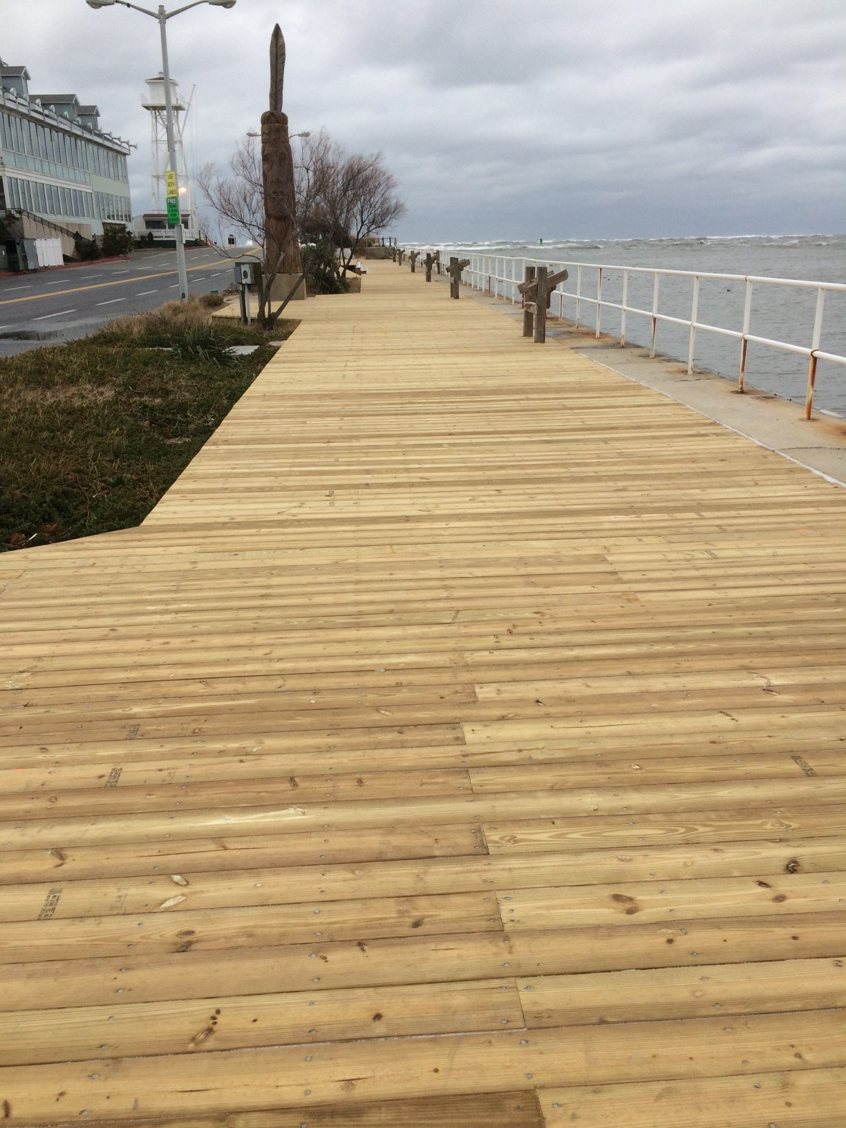 Ocean City Boardwalk Ronovation Repairs