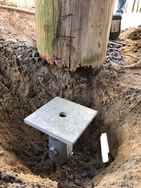 foundation repair Bethany Beach DE