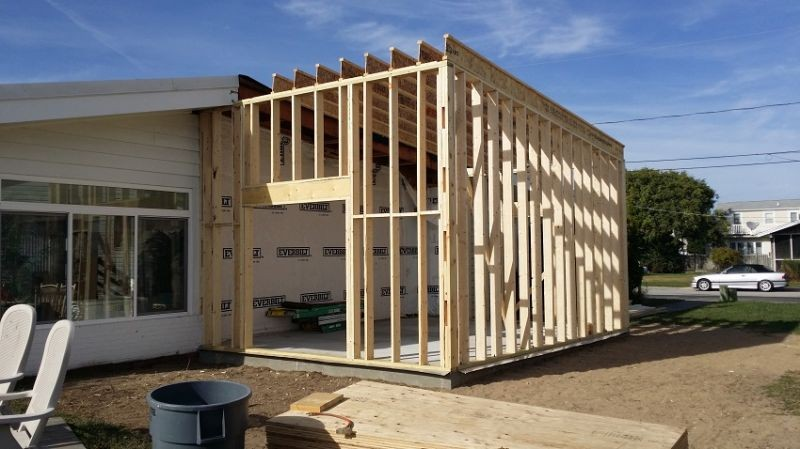 Residential Home Addition & Alteration - Ocean City, MD