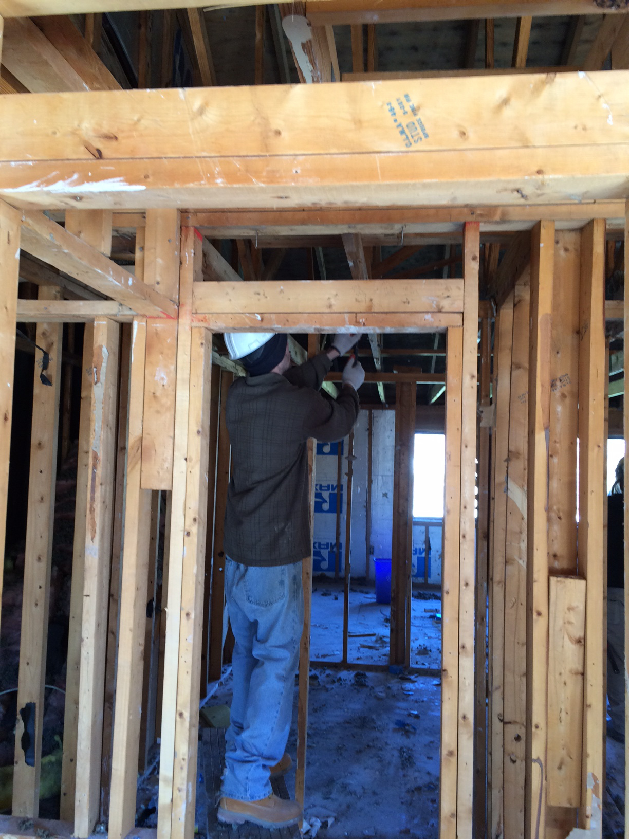 MBE Maryland Contractor Carpentry Demolition Framing